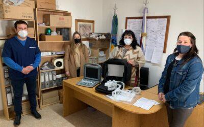 """""""LA SALUD ES NUESTRA PRIORIDAD"""": la diputada Bevilacqua sumó dos ecógrafos para los Hospitales de Villarino"""