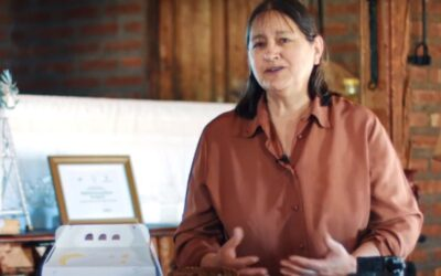 Una mujer, cuatro emprendimientos y un pueblo en movimiento